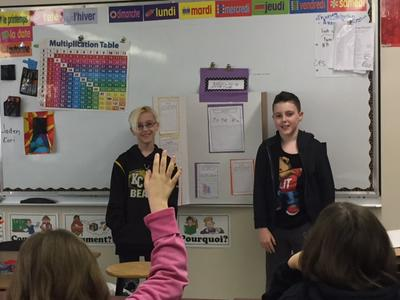 science fair presentation may 2 2018 rexton elementary school