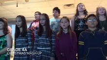 Grade 4 Christmas Mash-Up
