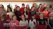 Grade 3 Christmas Hallelujah