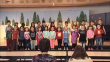 2016 Kindergarten Christmas Concert
