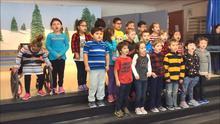 Grade 1A  Christmas Concert