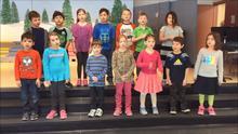 Grade 2-1C Christmas Concert