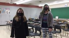 4A~Some students created a blooper reel.